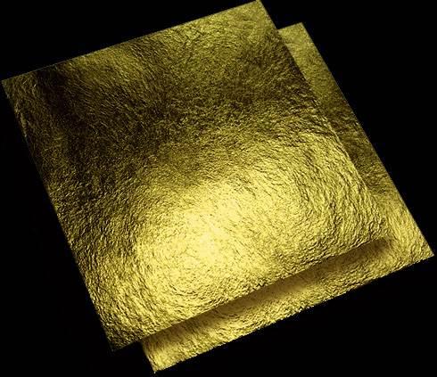 金箔の特徴